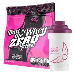 Sport Definiton*Thats The Whey*- 500g + Shaker