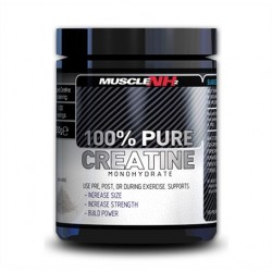 Muscle NH2 100% Pure Creatine - 200g