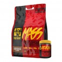 MUTANT MASS NEW - 6,8kg + MUTANT CREAKONG NEW - 300g