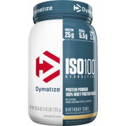 DYMATIZE Iso 100 NEW - 900g