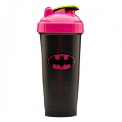 Hero Shaker - Pink Batman - 800ml