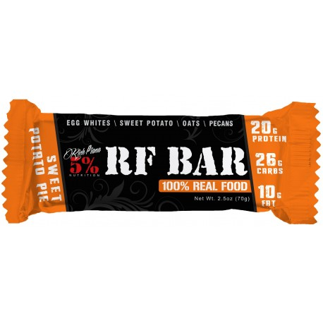 5% Nutrition Real Food Bar - 70g