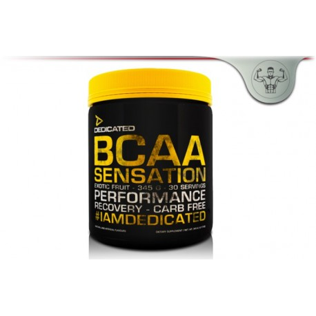 Dedicated BCAA Sensation V.2 - 390g