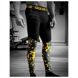 Dedicated Men's Legging - Camo