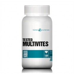 Tested Multivites - 100kapslit