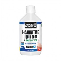 APPLIED NUTRITION L-Carnitine Liquid 3000 and Green Tea - 495ml
