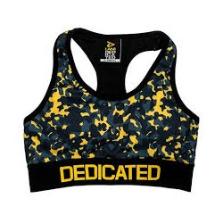 Dedicated Women Sports Bra - Camo