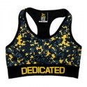 DEDICATED NUTRITION Women Sports Push-Up Bra - Camo