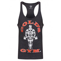 GGVST003 Stringer Joe Premium - Charcoal Marl