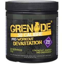 Grenade 50 Calibre 20 Serving - 232g