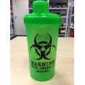 BP Shaker green WARNING - 700ml