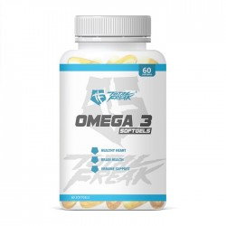 TOTAL FREAK Omega 3 - 60kapslit