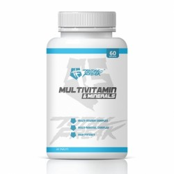 TOTAL FREAK MultiVitamin - 60 kapslit