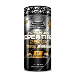 Platinum Pure Creatine 2500 - 120 kapslit