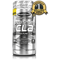 Muscletech Platinum Pure CLA - 90 softgel