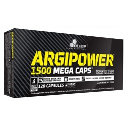 Olimp Argi Power 1500 Mega Caps - 120 kapslit