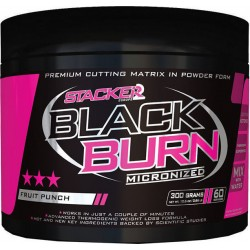 Stacker2 Black Burn Micronised - 300g