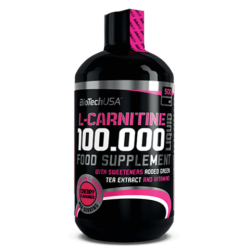 Biotech Liquid L-Carnitine - 500ml