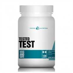 TESTED NUTRITION Test - 120 kapslit