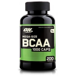ON Optimum BCAA 1000 - 200kapslit