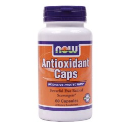 NOW FOODS ANTIOXIDANT 60KPS