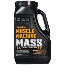 Grenade Machine Mass - 2,27kg