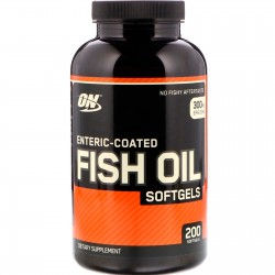 OPTIMUM NUTRITION Fish Oil - 200 kapslit