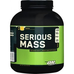 OPTIMUM NUTRITION Serious Mass - 2,27kg