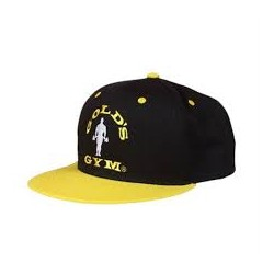 Golds Gym Flat Cap