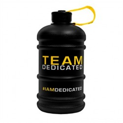 Dedicated Water Jug (Matt Black) - 2,2 L