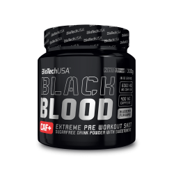 Biotech Black Blood Caf - 300g