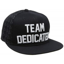 "Dedicated cap ""Team Dedicated"""