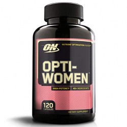 OPTIMUM NUTRITION Opti-Women - 120 kapslit