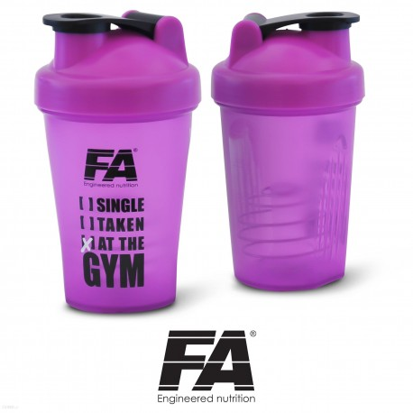 FA Shaker Purple - 400ml
