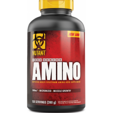 MUTANT AMINO - 300 tabletti