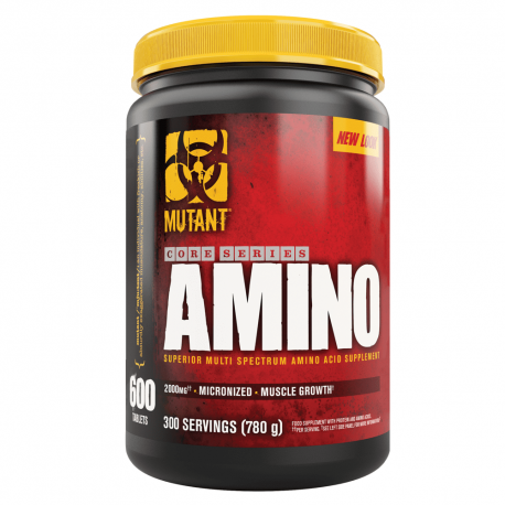 MUTANT AMINO - 600 tabletti