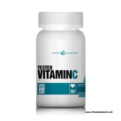 Tested Vitamin C-1000mg - 100 kapslit.
