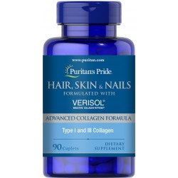 PP HAIR, SKIN AND NAILS WITH VERISOL - 90 kapslit.