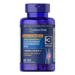 PP TS. GLUCOSAMINE,CHOND. & MSM JOINT SOOTHER - 60 kapslit.