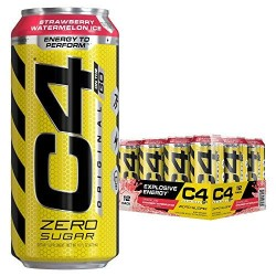 Cellucor C4 Carbonated - 473ml