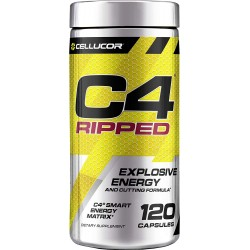 Cellucor C4 Ripped - 120 kapslit