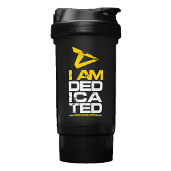 Dedicated DEDICATED Shaker + Pill box - 600ml