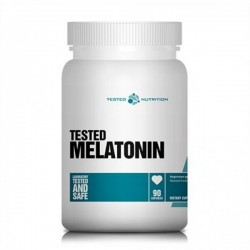 Tested Melatonin + Mg nitraat - 90 kapslit.