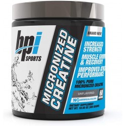 BPI Sports Micronised Creatine - 300g