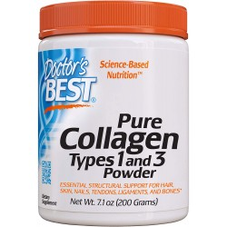 Dr Best Collagen Powder Type 1 & 3 - 200g