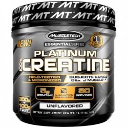 Muscletech Platinum Micronised Creatine - 400g