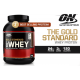 OPTIMUM NUTRITION 100% GOLD STANDARD WHEY - 4,45kg