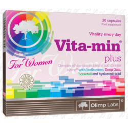 Olimp Vita-Min Plus For Women - 30 kapslit.
