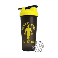 Golds Gym Flip Lid shaker - 600ml.