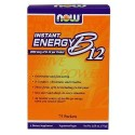 NOW FOODS B-12 Instant Energy 2000mcg - 75 pakikest